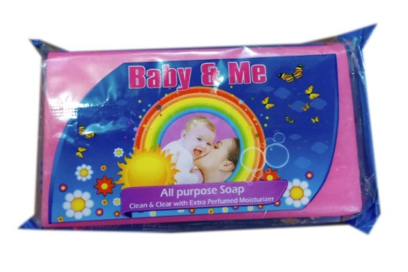 baby and me soap